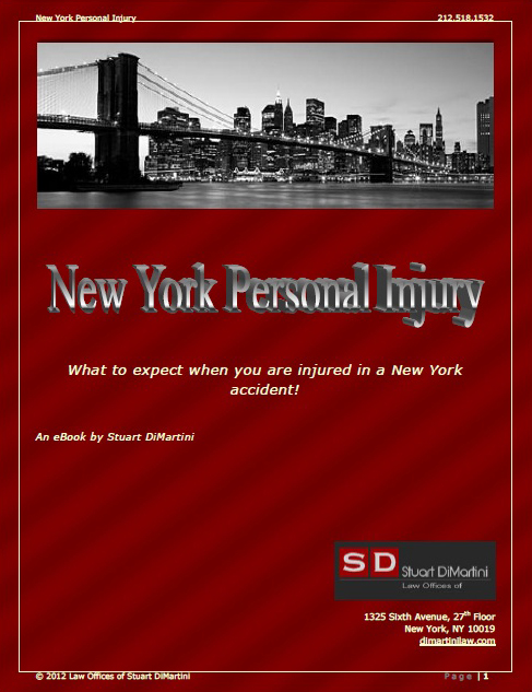 New York Personal Injury