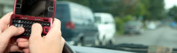 Survey: Less concern about dangerous driving habits