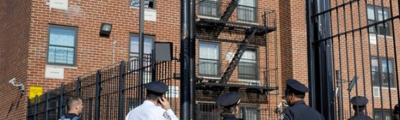 Brooklyn boy crushed to death while playing on parking lot gate