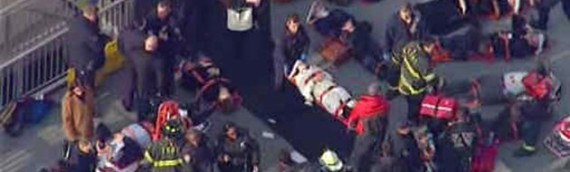 Ferry strikes NYC dock; 30 to 50 reported injured