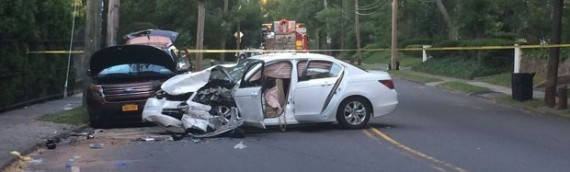 Woman charged in West Brighton crash